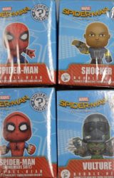 FUNKO MYSTERY MINIS MCC SPIDER-MAN SPIDER-MAN HOMEMADE SUIT