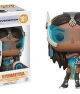 POP OVERWATCH SYMMETRA VINYL FIG