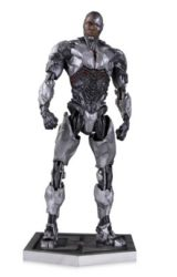 JUSTICE LEAGUE MOVIE CYBORG STATUE