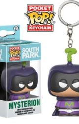 POCKET POP SOUTH PARK MYSTERION FIG KEYCHAIN