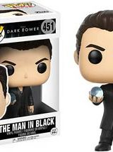 POP DARK TOWER MAN IN BLACK VINYL FIGURE