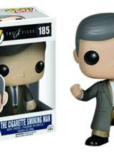 POP X FILES THE CIGARETTE SMOKING MAN