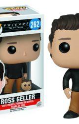 POP FRIENDS ROSS GELLER VINYL FIG