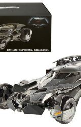 Batman v Superman Batmobile 1 18 Scale Hot Wheels Elite DieCast Vehicle