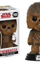 POP STAR WARS E8 CHEWBACCA VIN FIG