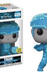 POP TRON TRON GLOW IN THE DARK VINYL FIGURE