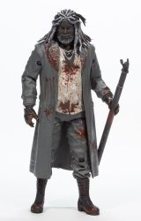 WALKING DEAD EZEKIEL BLACK & WHITE SKYBOUND EXCLUSIVE AF