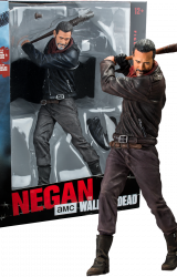 The Walking Dead Negan Deluxe 10 Inch Action Figure