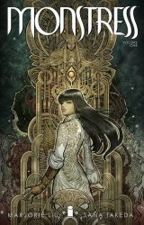 A Beautifully Brutal Tale – Monstress