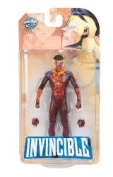 INVINCIBLE ACTION FIGURE-BLOODY SKYBOUND EXCL