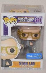 FUNKO GUARDIANS OF THE GALAXY STAN LEE POP WALMART EXCL