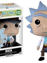 POP RICK AND MORTY RICK VINYL FIGUGRE