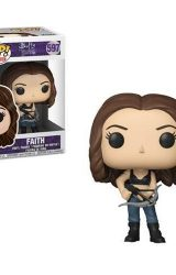 POP BUFFY THE VAMPIRE SLAYER 20TH FAITH VINYL FIGURE