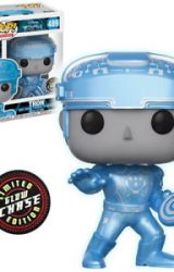 POP DISNEY TRON GLOW CHASE VINYL FIG