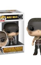 POP MAD MAX FURY ROAD FURIOSA VINYL FIGURE