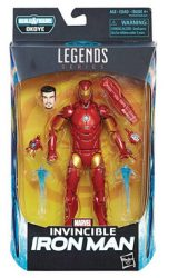 MARVEL LEGENDS SERIES INVINCIBLE IRON MAN AF