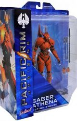 DIAMOND SELECT PACIFIC RIM UPRISING SABER ATHENA AF