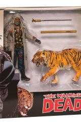 WALKING DEAD EZEKIEL AND SHIVA ALL OUT WAR AF 2PACK BLOODY