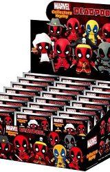 Marvel 3D Figural Collectors Keyring Deadpool Mystery Box