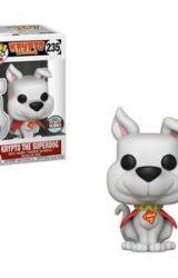 POP SPECIALTY SERIES HEROES DC KRYPTO VINYL FIGURE