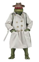 TMNT 1990 MOVIE RAPHAEL IN DISGUISE 18INCH ACTION FIGURE