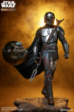 mandolorian sideshow collectables